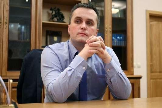 Керівник САП Холодницький потрапив до лікарні