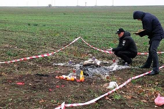 НаОдещині група сатаністів-іноземців скоїла ритуальне вбивство людини