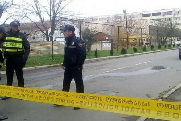 Спецоперація уТбілісі: затримано підозрюваного утероризмі, один поліцейський поранений