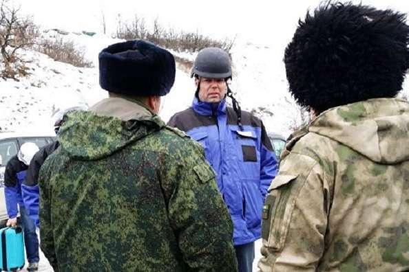 Хуг сьогодні планує зустрітися зватажком «ДНР»
