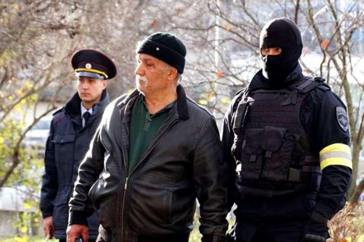З'явилося відео захоплення силовиками Путіна кримських татар