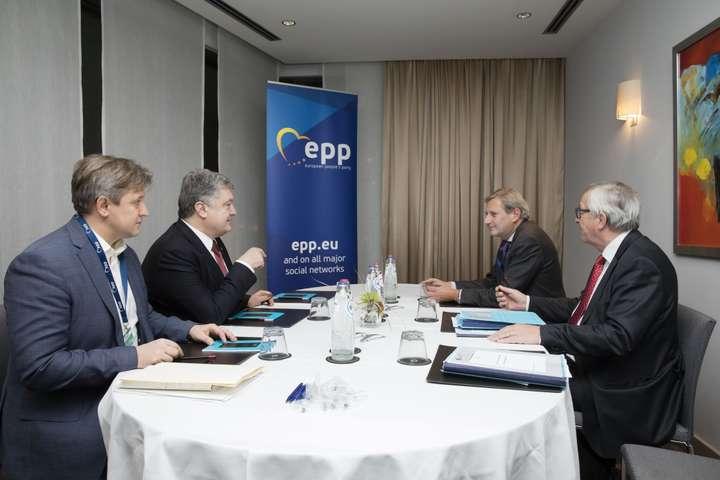 EC окажет Украине «мощнейшую макрофинансовую помощь»— Обозреватель