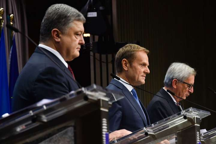 ЄС опублікував декларацію саміту Східного партнерства зпунктом про європрагнення