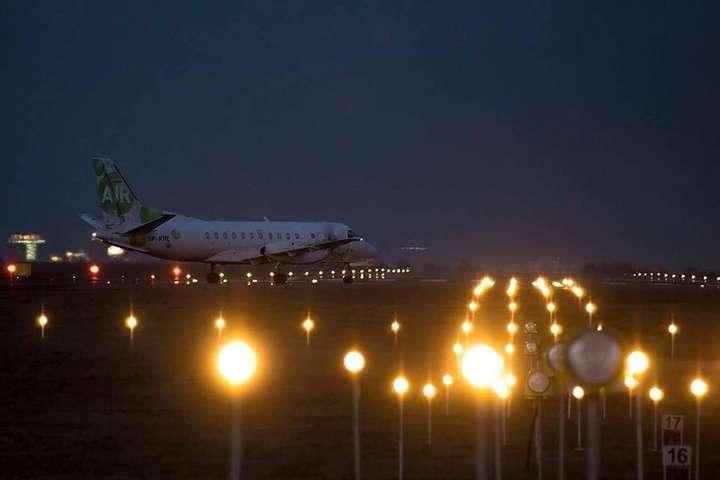 В Киеве «заминировали» аэропорт