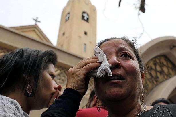 Кількість жертв нападу намечеть в Єгипті перевищила 300 осіб