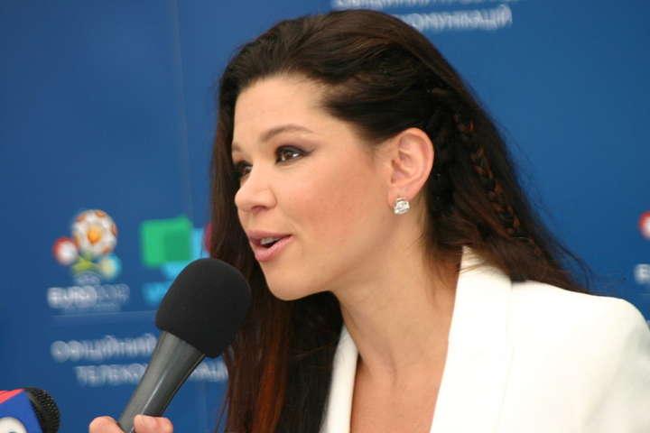 Співачка Руслана зізналася, що п'ять разів їздила доокупованого Донецька