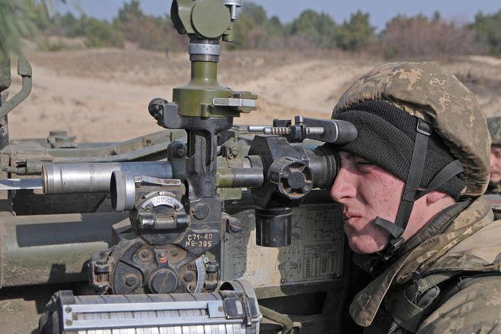 Бойовики зменшили кількість обстрілів до4, біля Авдіївки шпигував БПЛА