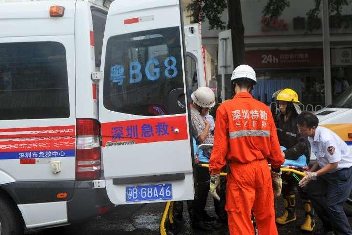 Насході Китаю прогримів потужний вибух, постраждали десятки людей
