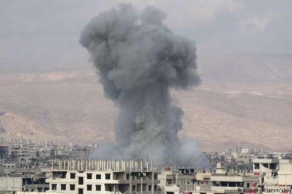 Російська авіація розбомбила село вСирії: 34 загиблих
