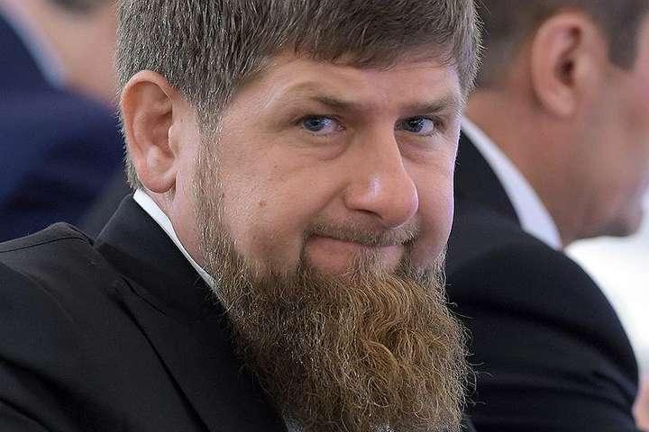 Глава Чечні Кадиров думає про відставку