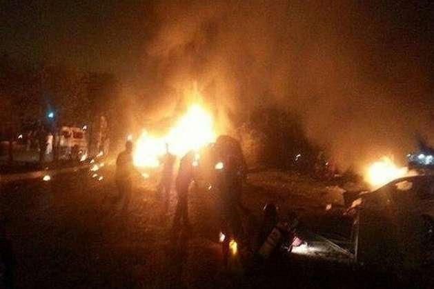 Атака смертників уБагдаді: 17 людей загинули, 28 поранено