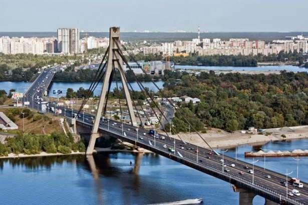Київські мости тапарки перейменують: список нових назв