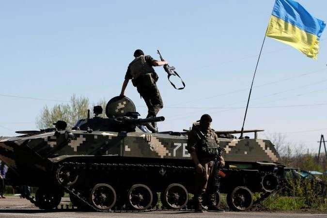 Штаб АТО: Бойовики наДонбасі стріляли 22 рази, один військовий поранений