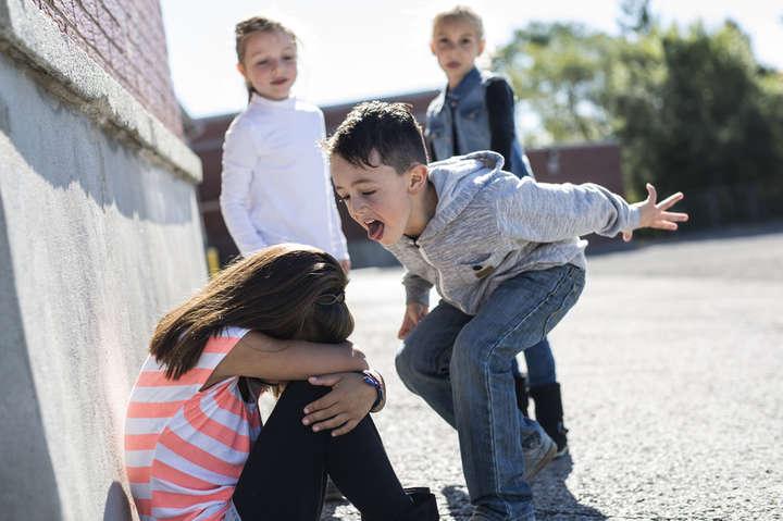 Стоп шкільний терор. Як зупинити дитяче насилля (дослідження)