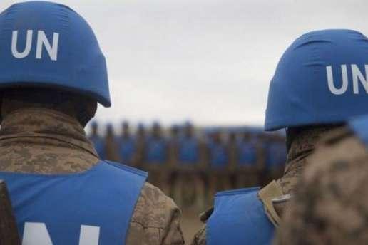 Лавров зробив чергову заяву про миротворців наДонбасі