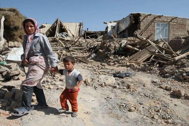 В Ірані стався землетрус магнітудою 5,9