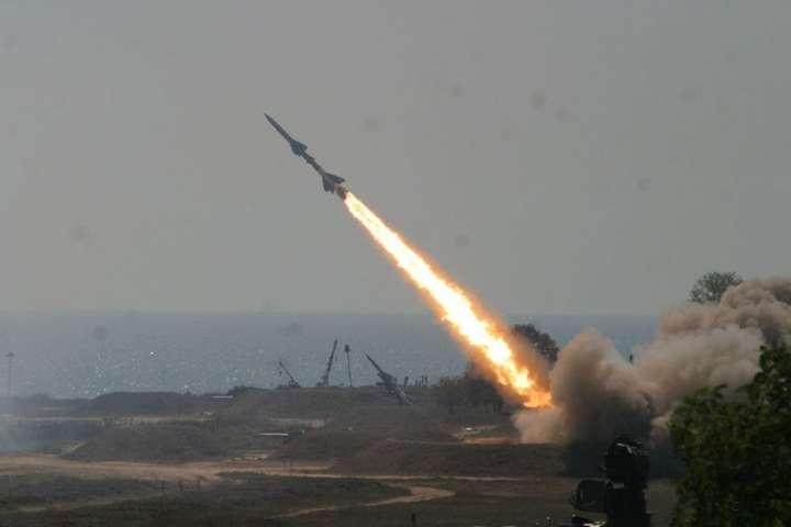 Саудівська Аравія перехопила ракету з Ємену