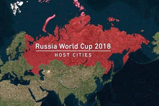 BBC зобразила Крим ускладі РФванонсі ЧС-2018, відео видалили