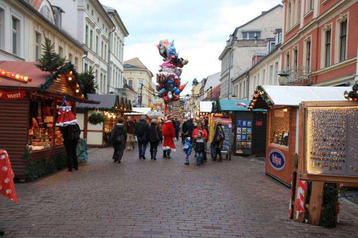 Поліція знешкодила вибухівку, знайдену біля різдвяного ярмарку уПотсдамі