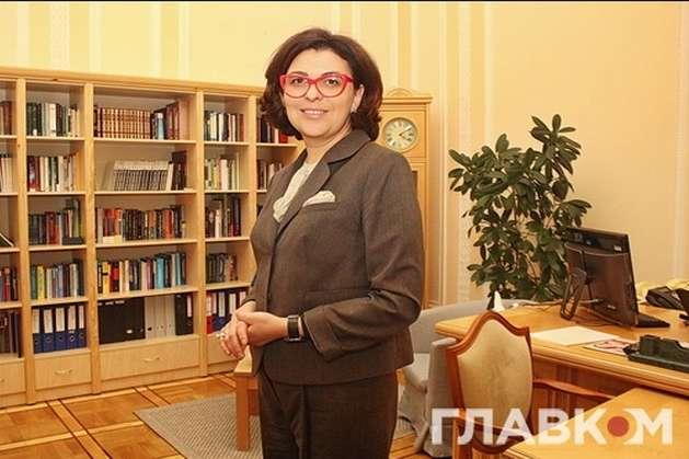 Співорганізатор форуму у Львові пояснила, хто розробив скандальну карту України