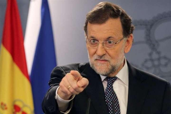 Прем'єр Іспанії заявив про «успішну дію» прямого правління вКаталонії