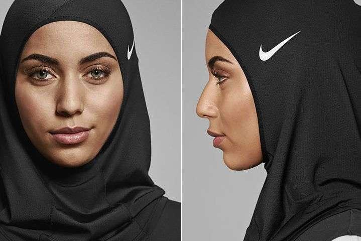 Компания Nike выпустила первый в мире спортивный хиджаб e6e78288ff6