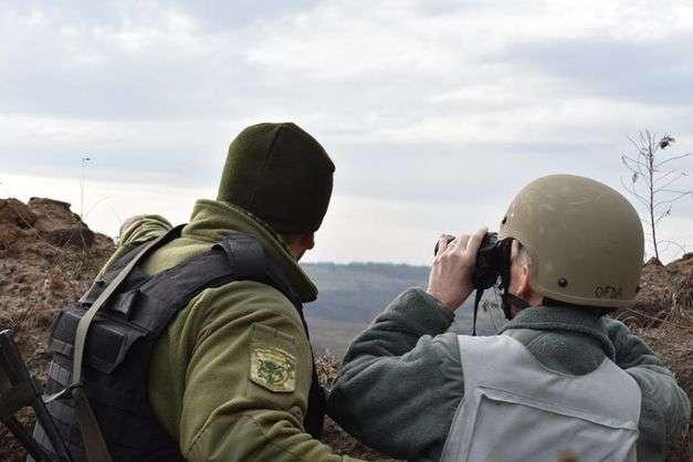 Задобу загинув один український боєць— Штаб АТО
