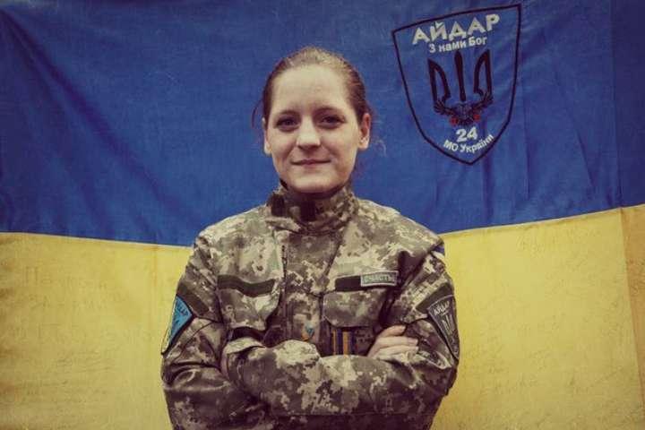 Росіянці, яка воювала вАТО настороні України, відмовляють угромадянстві