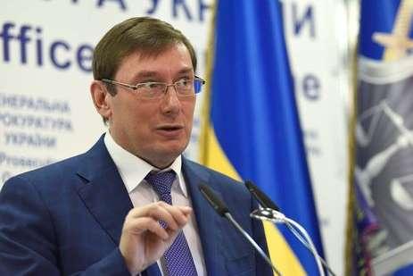 Генеральный прокурор Украины объявил, что Саакашвили организовывал митинги наденьги Януковича