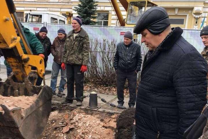 УХаркові вмогилі більшовика Руднєва незнайшли його останків