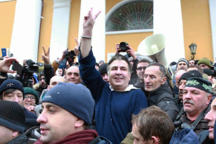 ГПУ просить Нацполіцію оголосити Саакашвілі врозшук