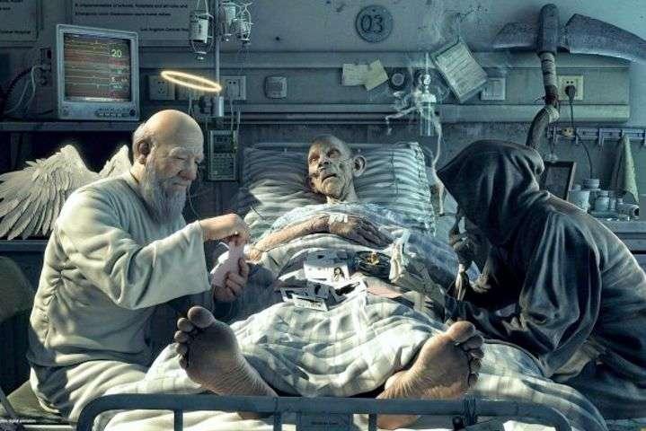 Ученые научились определять момент вероятного  наступления смерти