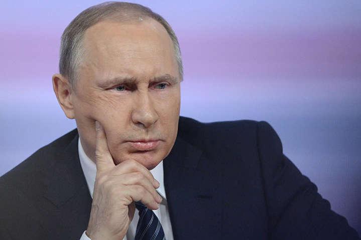 Путін нарешті оголосив, щознову піде упрезиденти