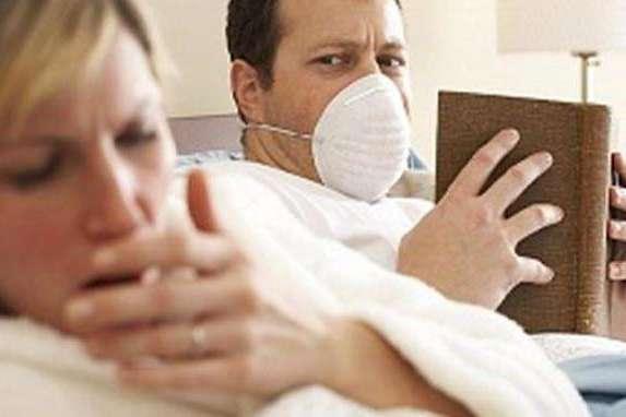 Заодин тиждень наВолині нагрип захворіло 5,5 тисяч людей