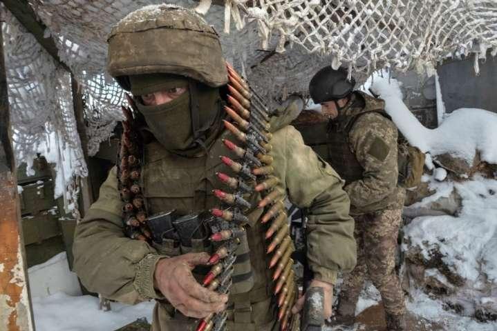 Штаб АТО: Задобу жоден український боєць непостраждав