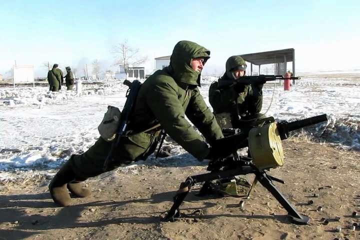 Бойовики обстріляли згранатометів КПВВ «Мар'їнка»