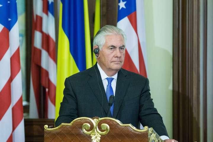 Тіллерсон: відносини між Росією і НАТО неможливо нормалізувати