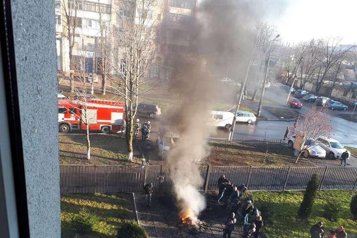 УЧеркасах рознесли суд через звільнення винуватця зриву опалювального сезону