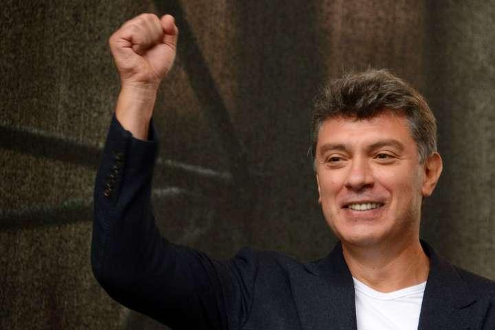 Сквер біля посольства Росії перейменують начесть Нємцова