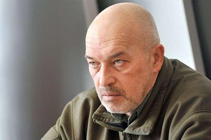 Тука: Україна має домагатися поділу Московії