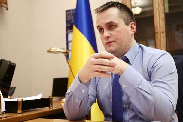 Співробітники ФБР уНАБУ неберуть участь урозслідуваннях,— Холодницький