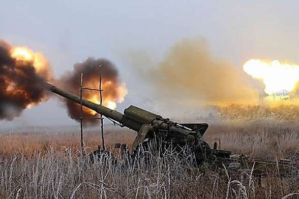 Бойовики обстріляли згранатометів і мінометів Приазов'я 5 грудня