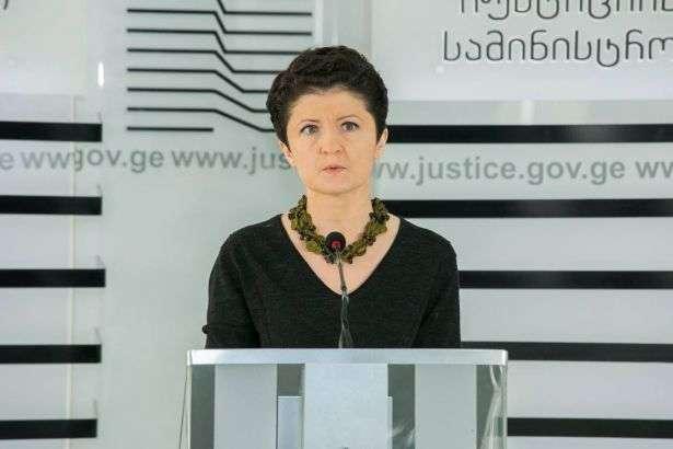 Грузія досі чекає відповіді України щодо екстрадиції Саакашвілі