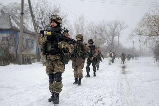 Штаб АТО: Минула доба пройшла без втрат серед українських бійців