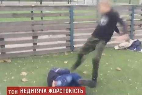 НаДнепропетровщине школьник устроил свирепое побоище