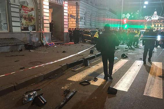 Подозреваемая вДТП вХарькове сшестью погибшими признала вину