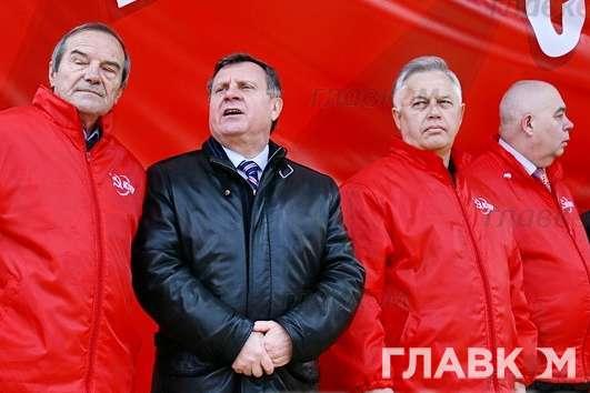 Лідери КПУ