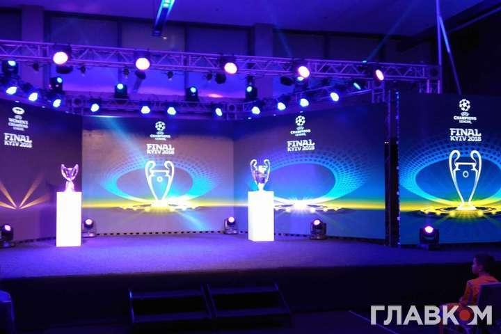 Павелко: Мизможемо забезпечити найкраще проведення фіналу Ліги чемпіонів
