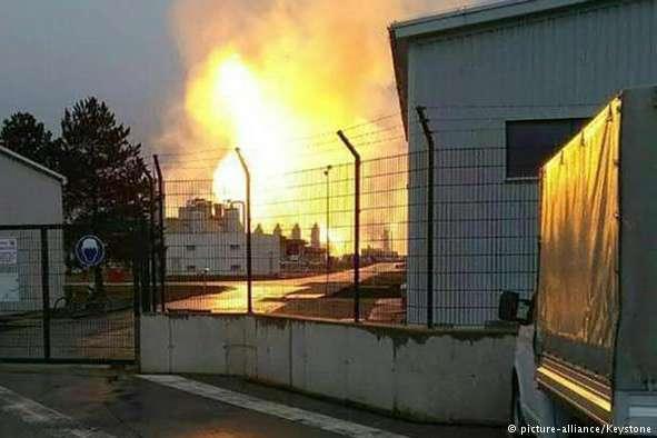 ВАвстрії стався вибух— кілька країн можуть залишитись без газу