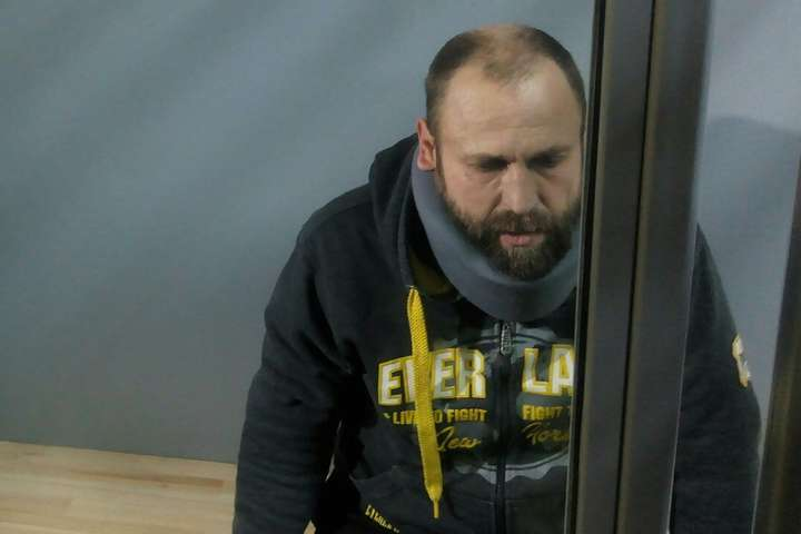 ДТП вХарькове: водителя Touareg оставили зарешеткой еще на2 месяца